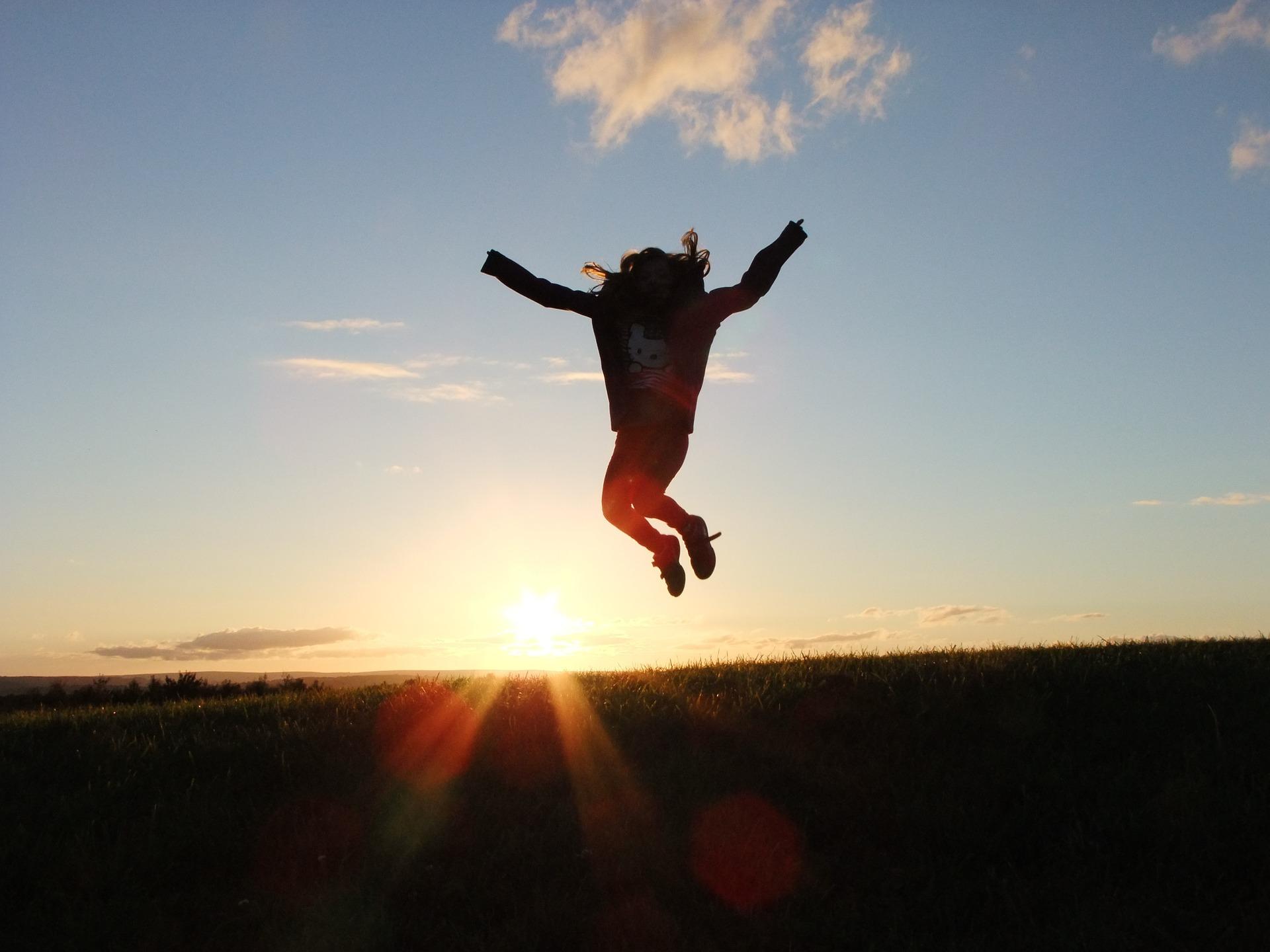 飛躍、良くなる